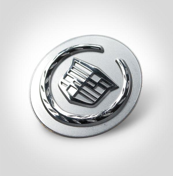 Emblem Elektroforming Fussmatte