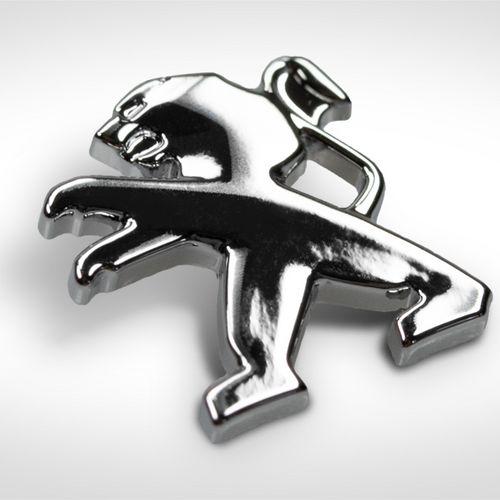 Druckguss autoschlüssel Peugeot Löwe