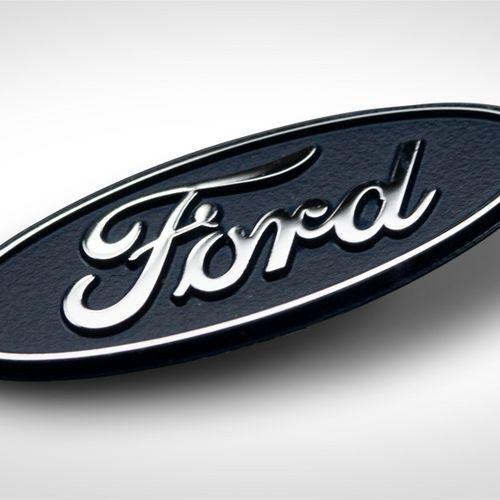 Elektroforming Logo Autoschlüssel