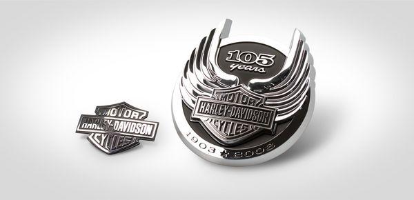 Elektroforming Harley Davidson
