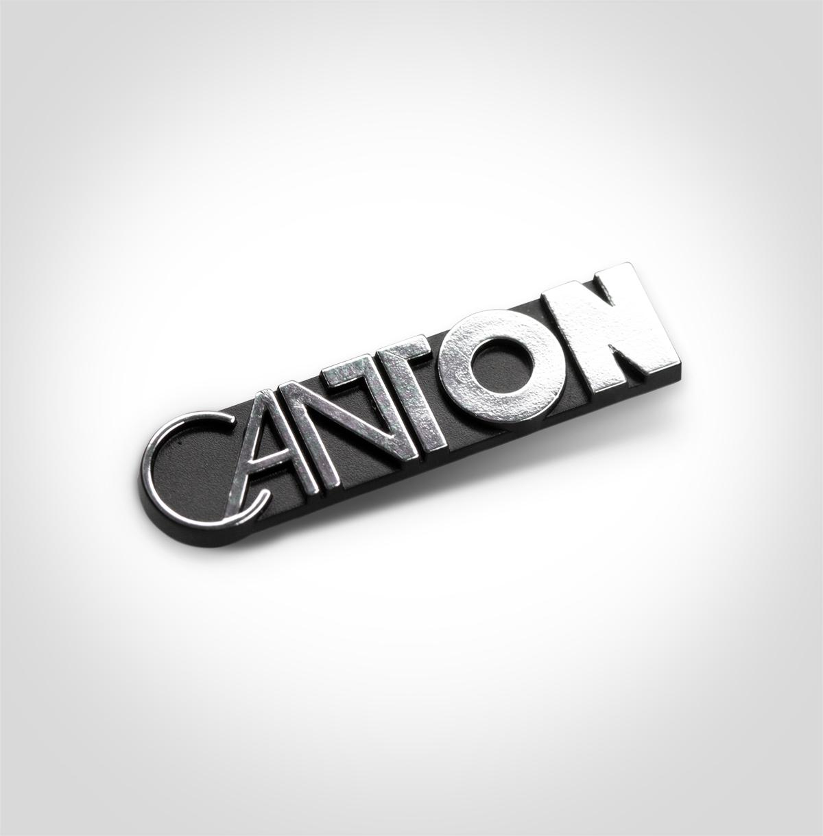Bild: Kunstoff Soundlogo Canton Interieur