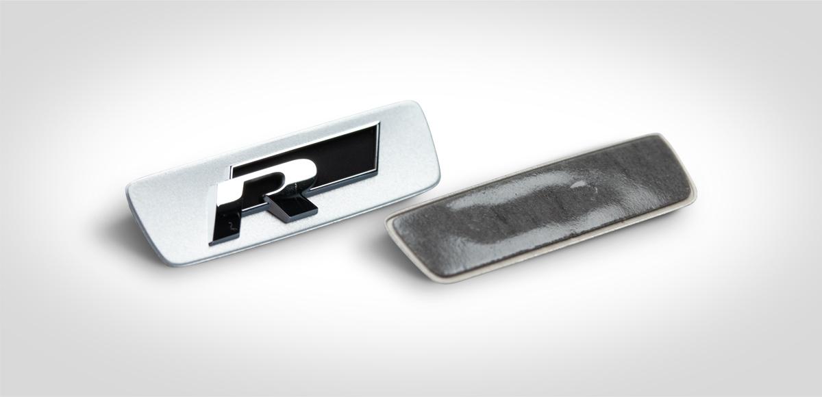 Elektroforming R-Line Lenkrad